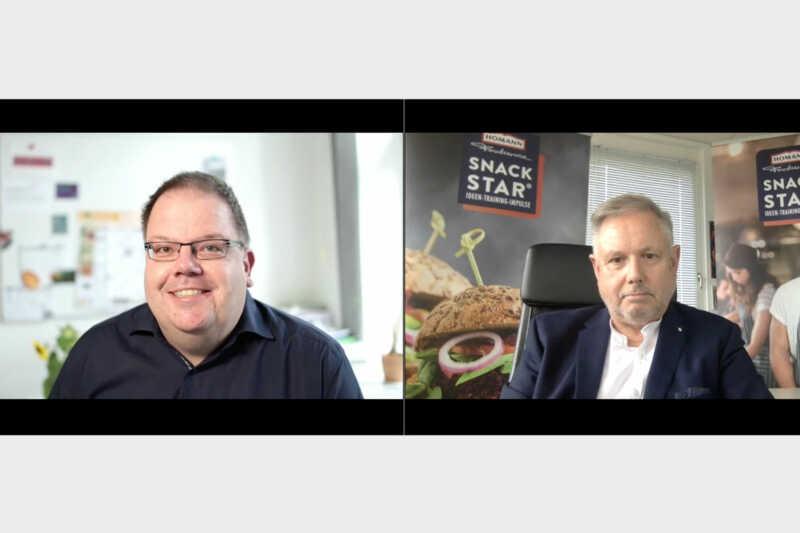 Homann Foodservice: Der Nachwuchswettbewerb Snack Star Theke 2021
