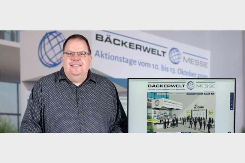 Messe: Rundgang mit Dirk Waclawek