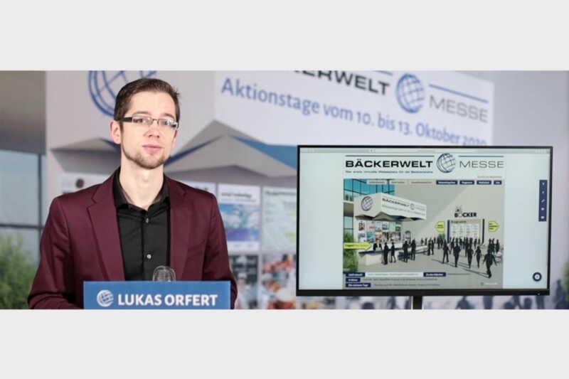Messe: Rundgang mit Lukas Orfert