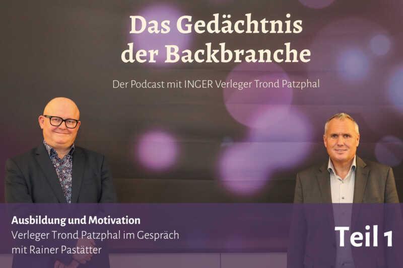 Ausbildung und Motivation – Trond Patzphal im Gespräch mit Rainer Pastätter