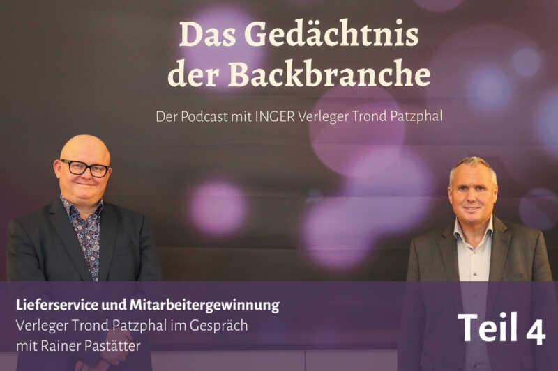 Lieferservice und Mitarbeitergewinnung – Trond Patzphal im Gespräch mit Rainer Pastätter