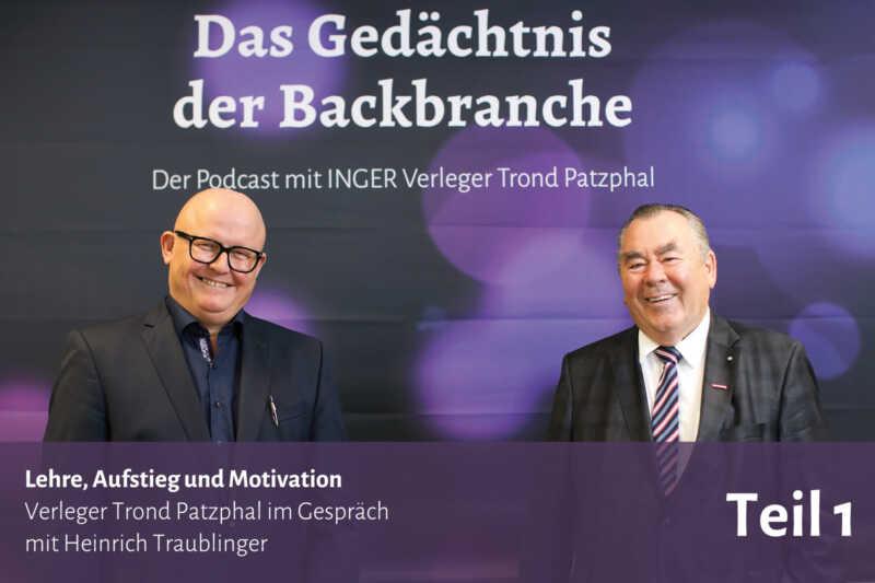Lehre, Aufstieg und Motivation – Trond Patzphal im Gespräch mit Heinrich Traublinger