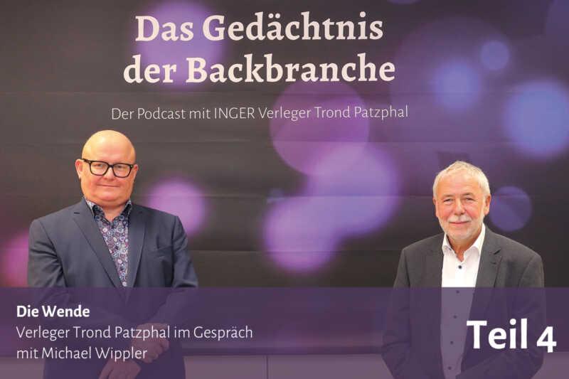 Die Wende – Trond Patzphal im Gespräch mit Michael Wippler
