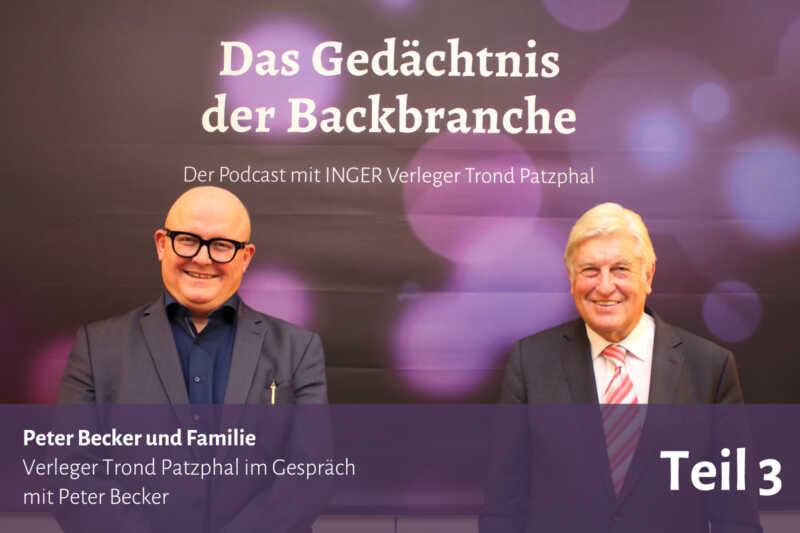 Peter Becker und Familie – Trond Patzphal im Gespräch mit Peter Becker