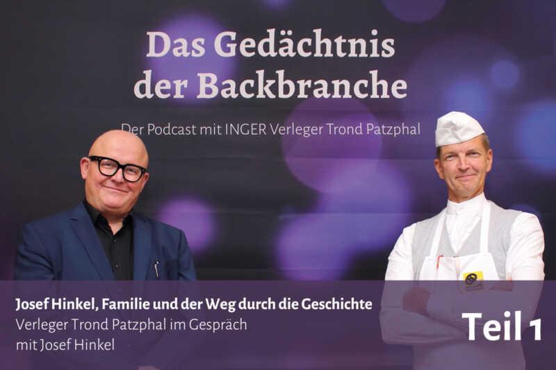 Josef Hinkel, Familie und der Weg durch die Geschichte – Trond Patzphal im Gespräch mit Josef Hinkel