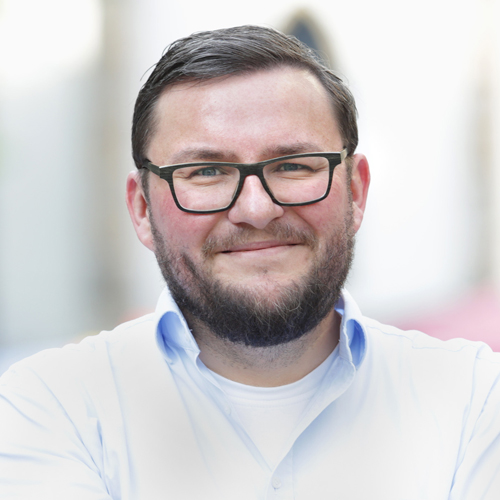 Jens Albers: Über den Tellerrand geschaut – Social Media im Bistum Essen