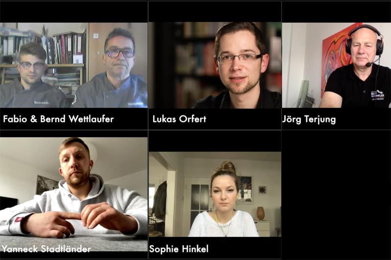Gesprächsrunde: Kleinbetrieb der Zukunft