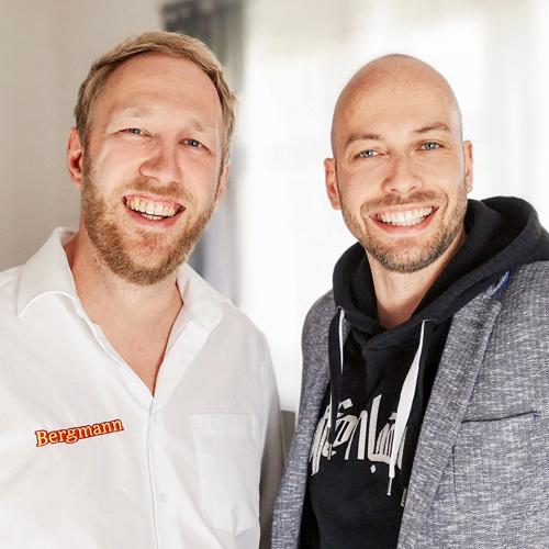 Sebastian Daume und Matthias Bergmann: Selbstorganisation und Eigenverantwortung bei MitarbeiterInnen