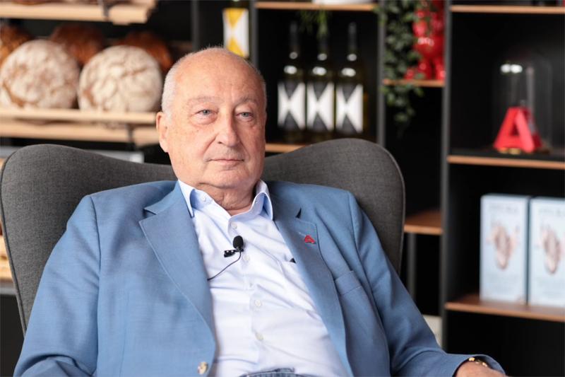 Günther Hertel im Interview: Ein fränkischer Tüftler